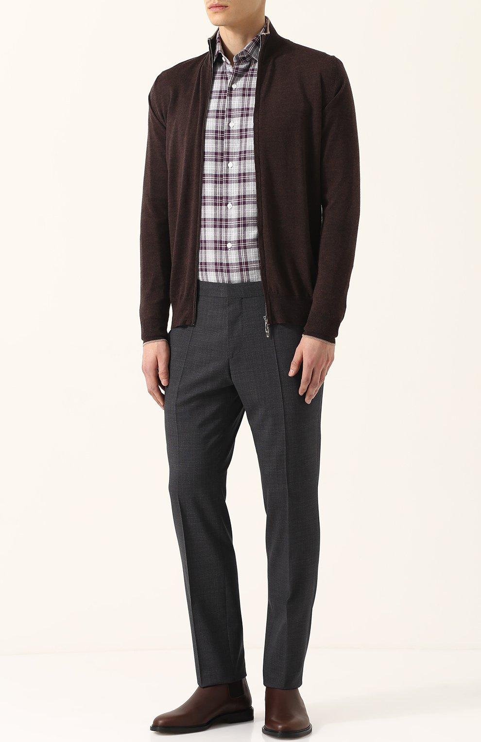 d2267adfb38 Мужские рубашки Barba по цене от 14 200 руб. купить в интернет-магазине ЦУМ