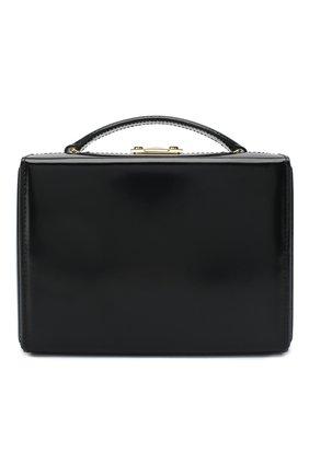Женская сумка grace small box MARK CROSS черного цвета, арт. W108152G | Фото 1