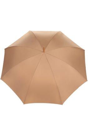 Зонт-трость с цветочным принтом | Фото №1