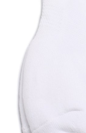Хлопковые носки Ktz черно-белые | Фото №1