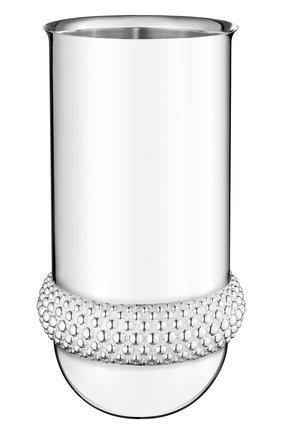 Мужского ваза collection club xxl CHRISTOFLE серебряного цвета, арт. 03570146 | Фото 1