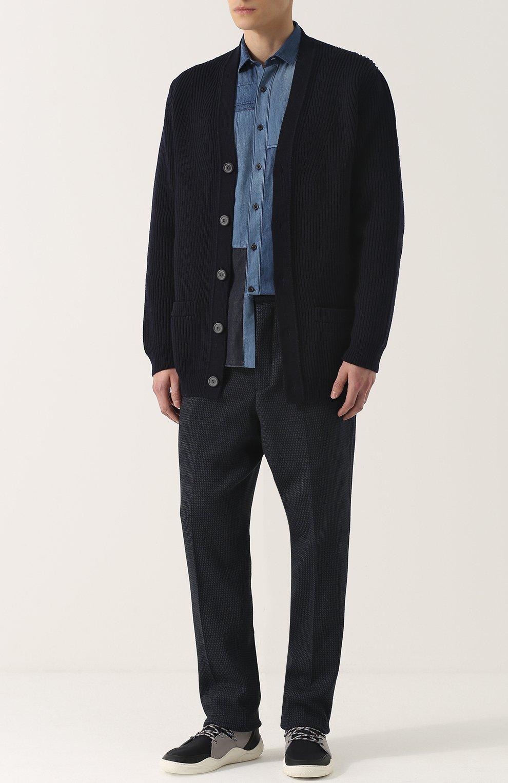 719b5136687 Мужские рубашки Lanvin по цене от 15 400 руб. купить в интернет-магазине ЦУМ
