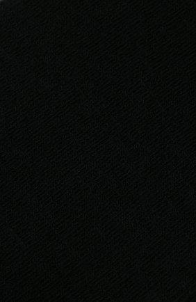 Женские однотонные колготки из смеси шерсти и хлопка OROBLU черного цвета, арт. V0BFW10T0 | Фото 2