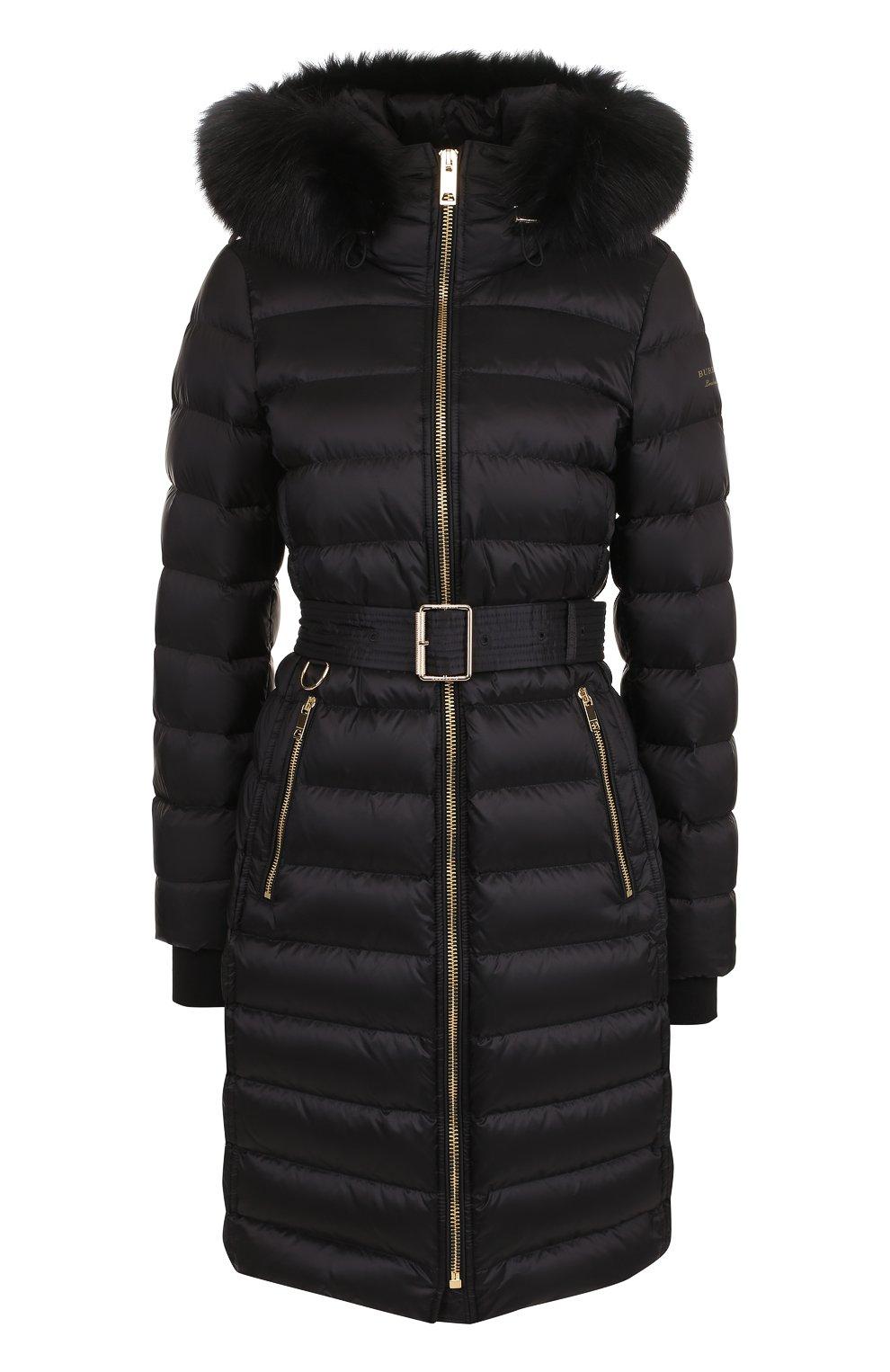 76f5fa2ec12a Женские куртки Burberry по цене от 27 900 руб. купить в интернет-магазине  ЦУМ