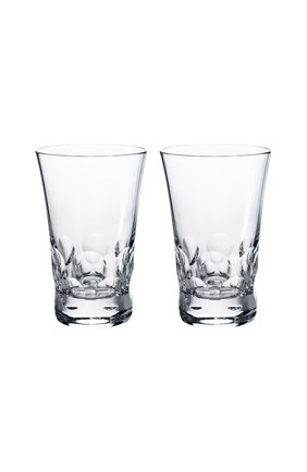 Мужского набор из 2-х стаканов для сока beluga BACCARAT прозрачного цвета, арт. 2 104 389 | Фото 1