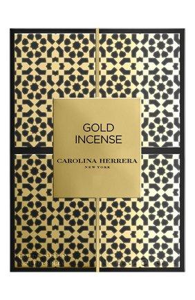 Парфюмерная вода confidential gold incense CAROLINA HERRERA бесцветного цвета, арт. 65116596 | Фото 2