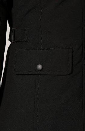 Женская пуховая парка ARCTIC EXPLORER черного цвета, арт. VERA_BLK | Фото 5