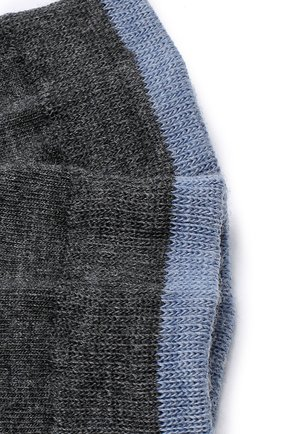 Детские утепленные носки NORVEG темно-серого цвета, арт. 9THURU | Фото 2
