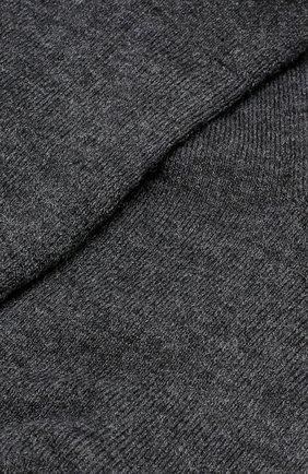 Хлопковые однотонные носки | Фото №2