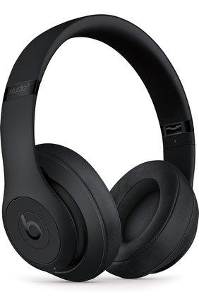 Полноразмерные беспроводные наушники studio3 BEATS черного цвета, арт. MQ562ZE/A | Фото 1