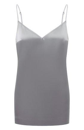 Женский топ ESCADA светло-серого цвета, арт. 5025739 | Фото 1