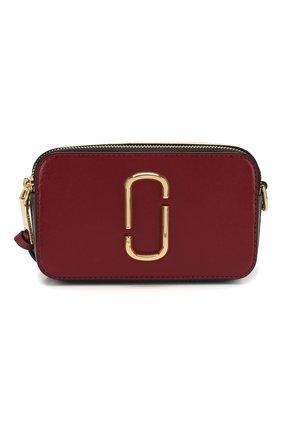 Женская сумка snapshot small MARC JACOBS (THE) бордового цвета, арт. M0012007 | Фото 1