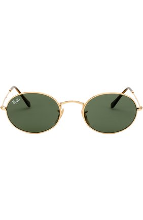 Мужские солнцезащитные очки RAY-BAN золотого цвета, арт. 3547N-001 | Фото 2