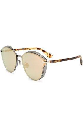 Солнцезащитные очки Dior желтые | Фото №1
