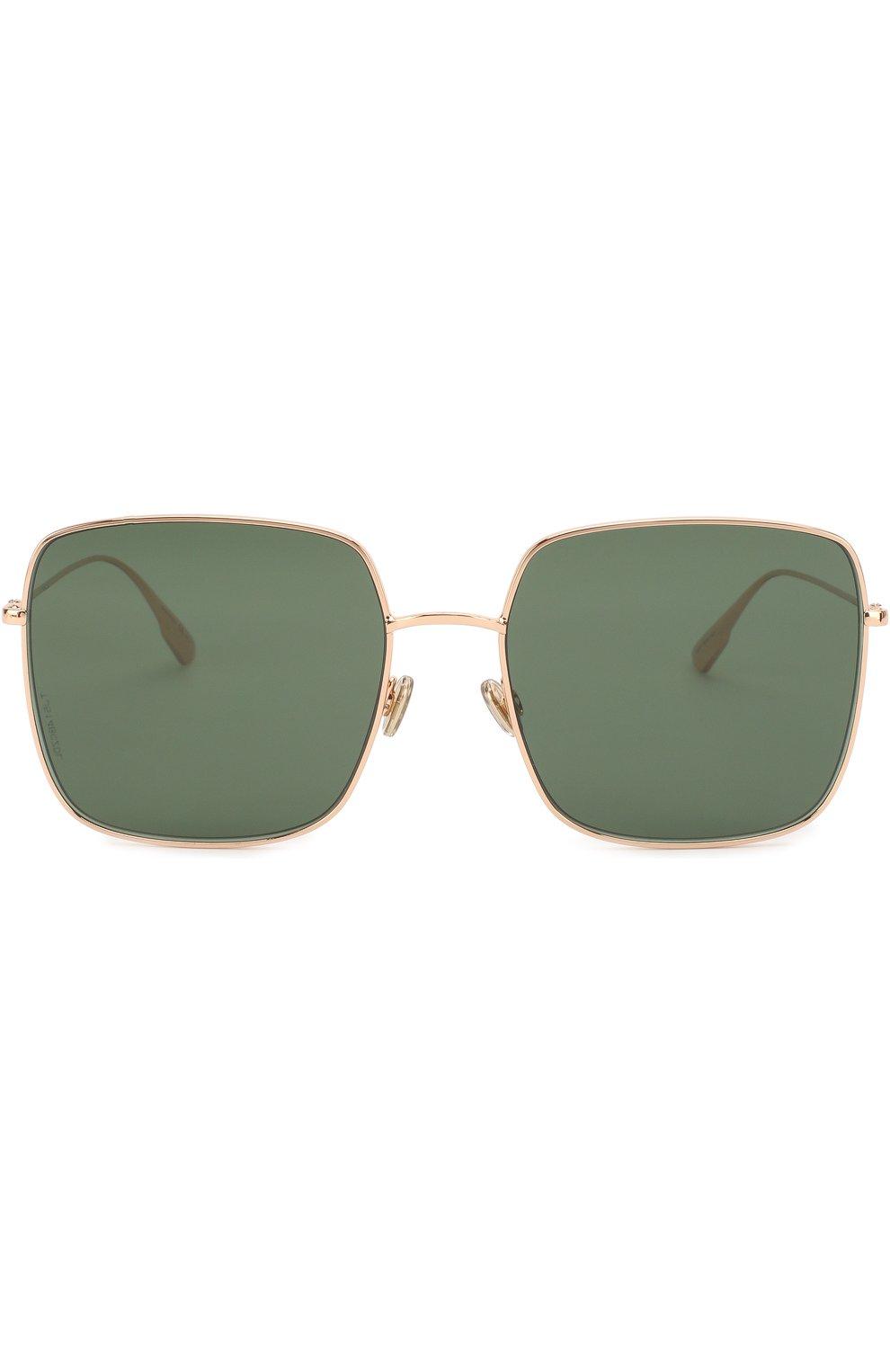 Женские солнцезащитные очки DIOR золотого цвета, арт. DI0RSTELLAIRE1 DDB | Фото 3