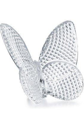 Мужского скульптура бабочка diamond BACCARAT прозрачного цвета, арт. 2 808 496 | Фото 1