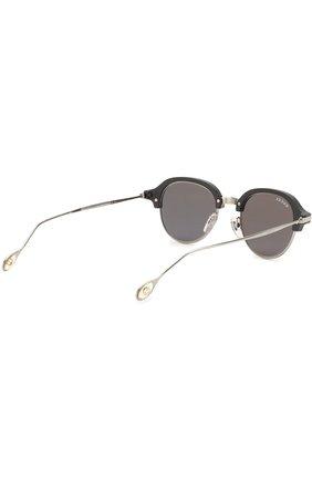 Женские солнцезащитные очки GUCCI серебряного цвета, арт. 2259 284 VX | Фото 3