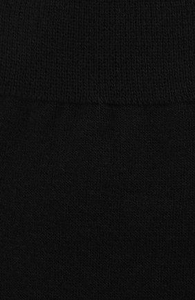 Женские хлопковые носки OROBLU черного цвета, арт. V0BFC10S0 | Фото 2