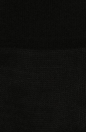 Женские шелковые носки OROBLU черного цвета, арт. V0BFS10SM | Фото 2