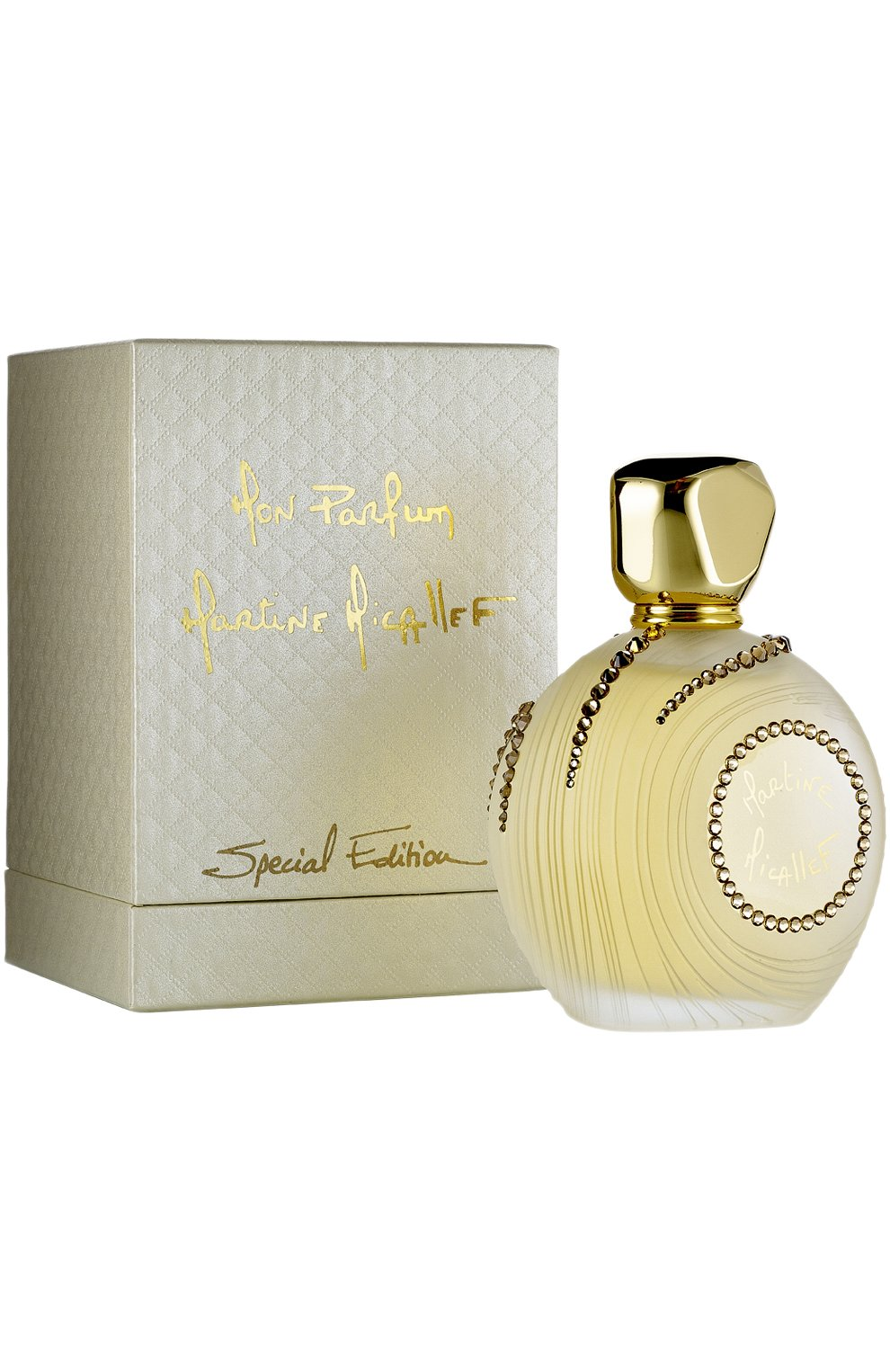 Парфюмерная вода mon parfum special edition (100ml) M. MICALLEF бесцветного цвета, арт. 3760060778147   Фото 1 (Статус проверки: Проверена категория; Ограничения доставки: flammable)