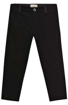 Бархатные брюки | Фото №1