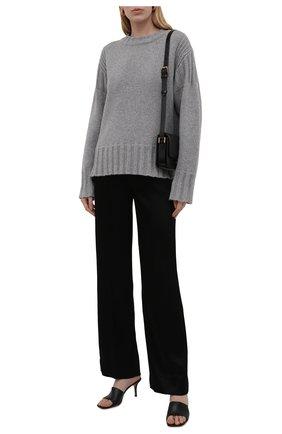 Женские брюки ESCADA черного цвета, арт. 5025741 | Фото 2