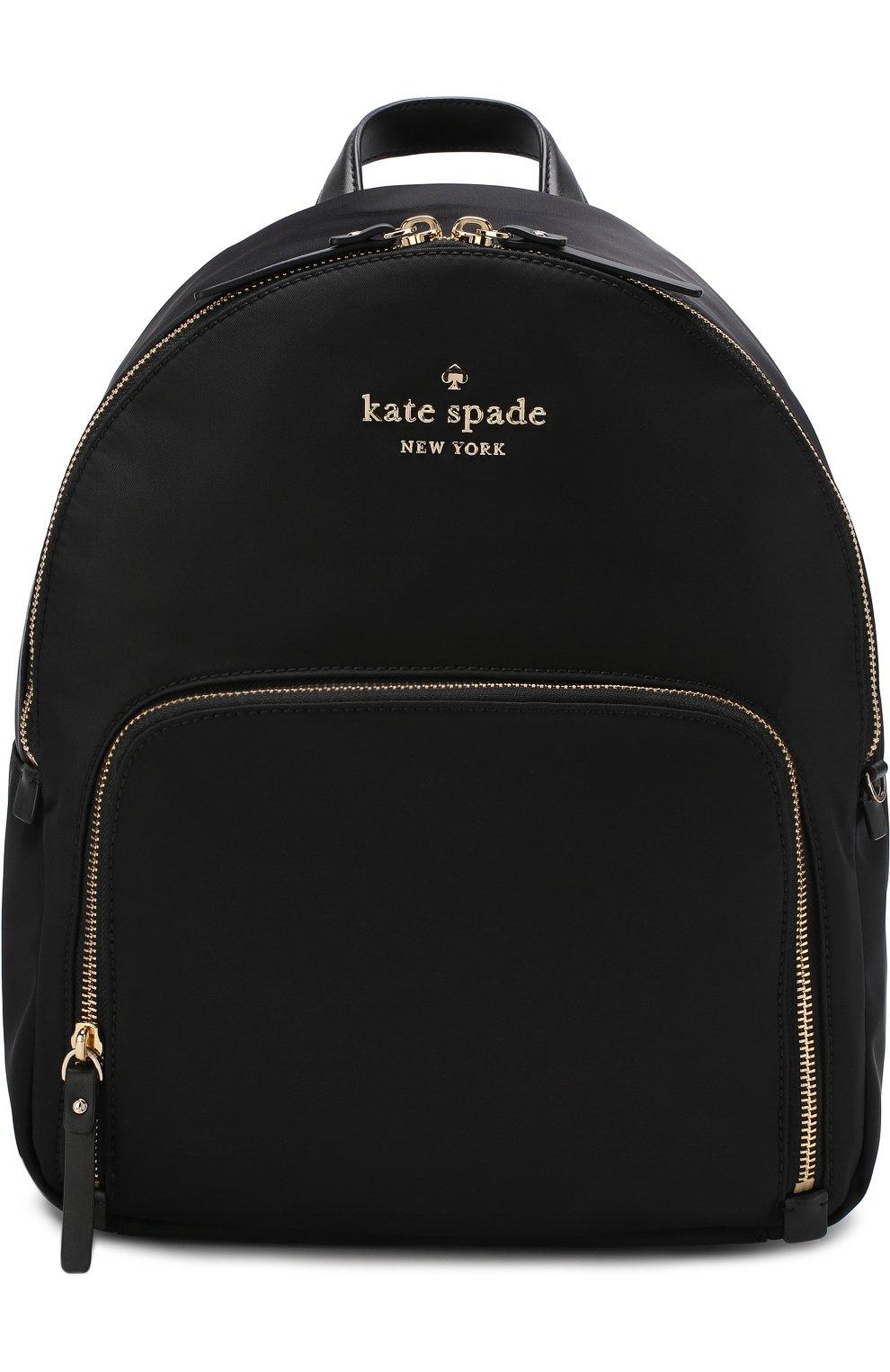 Женский рюкзак watson lane KATE SPADE NEW YORK черного цвета, арт. PXRU7646 | Фото 1
