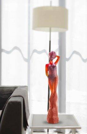 Мужского скульптура louise DAUM красного цвета, арт. 05425   Фото 2
