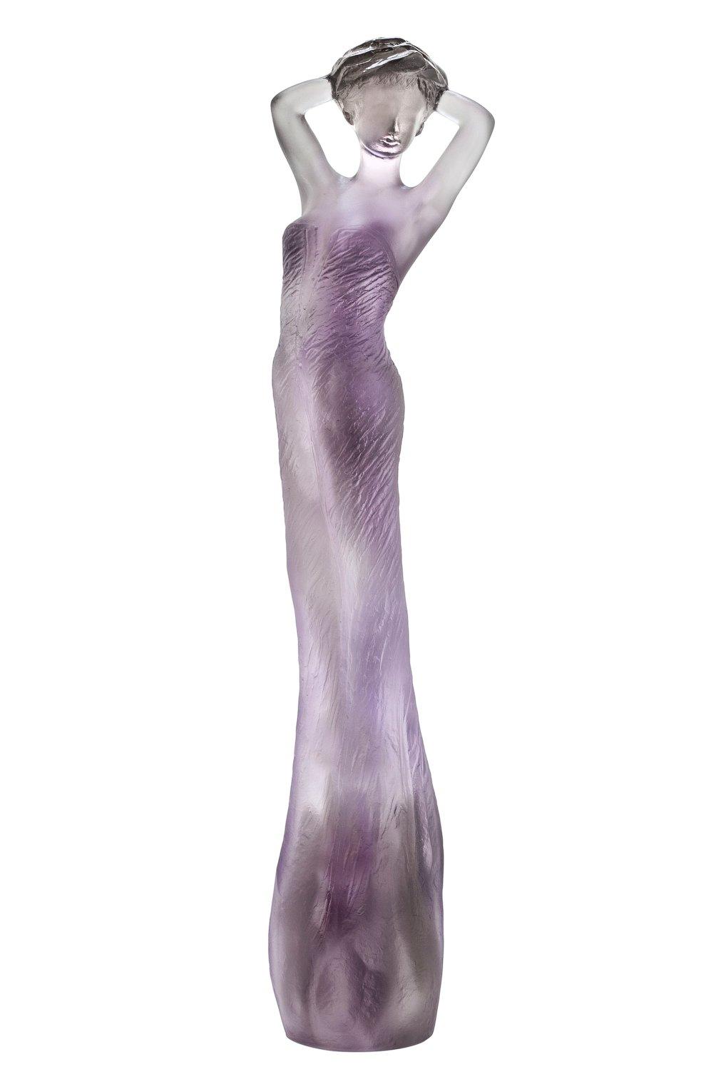 Мужского скульптура adele DAUM фиолетового цвета, арт. 05426 | Фото 1