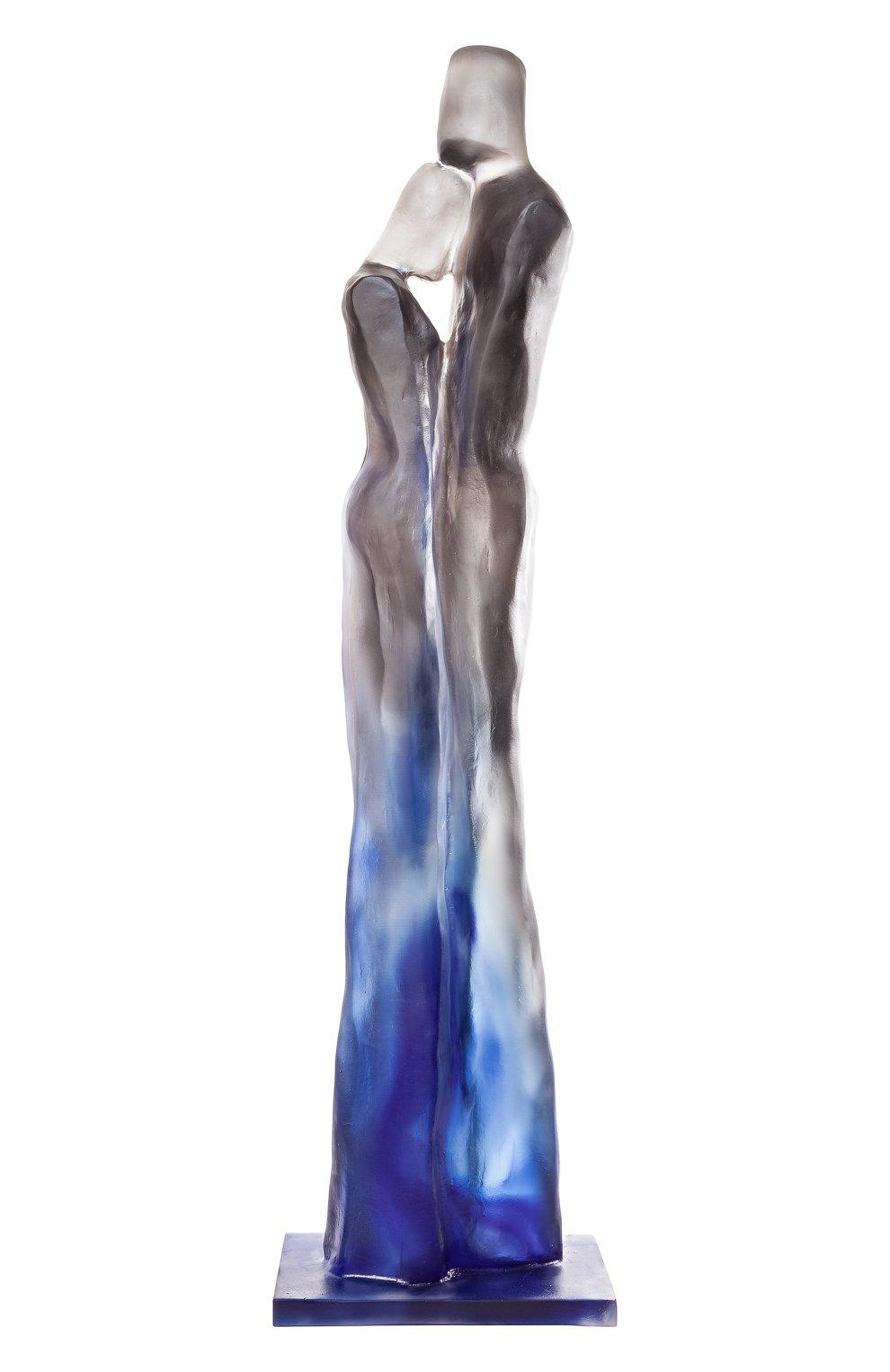 Мужского скульптура возвращение DAUM синего цвета, арт. 05563 | Фото 1