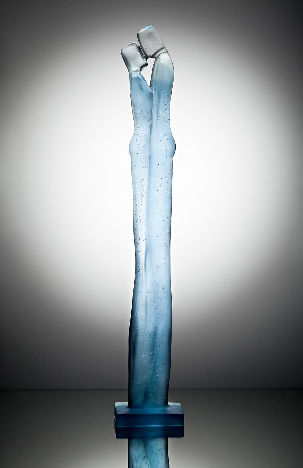 Скульптура Прощание Daum  | Фото №2