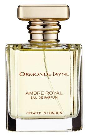Парфюмерная вода Ambre Royal   Фото №1