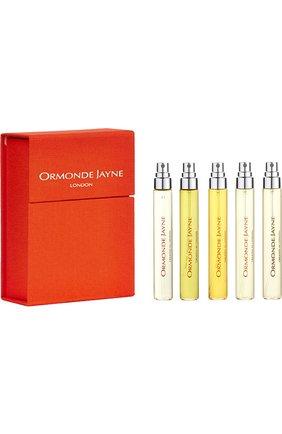 Дорожный парфюмерный набор: Vanille D'Iris, Ormonde Woman, Tolu, Ta'if, Tsarina   Фото №1