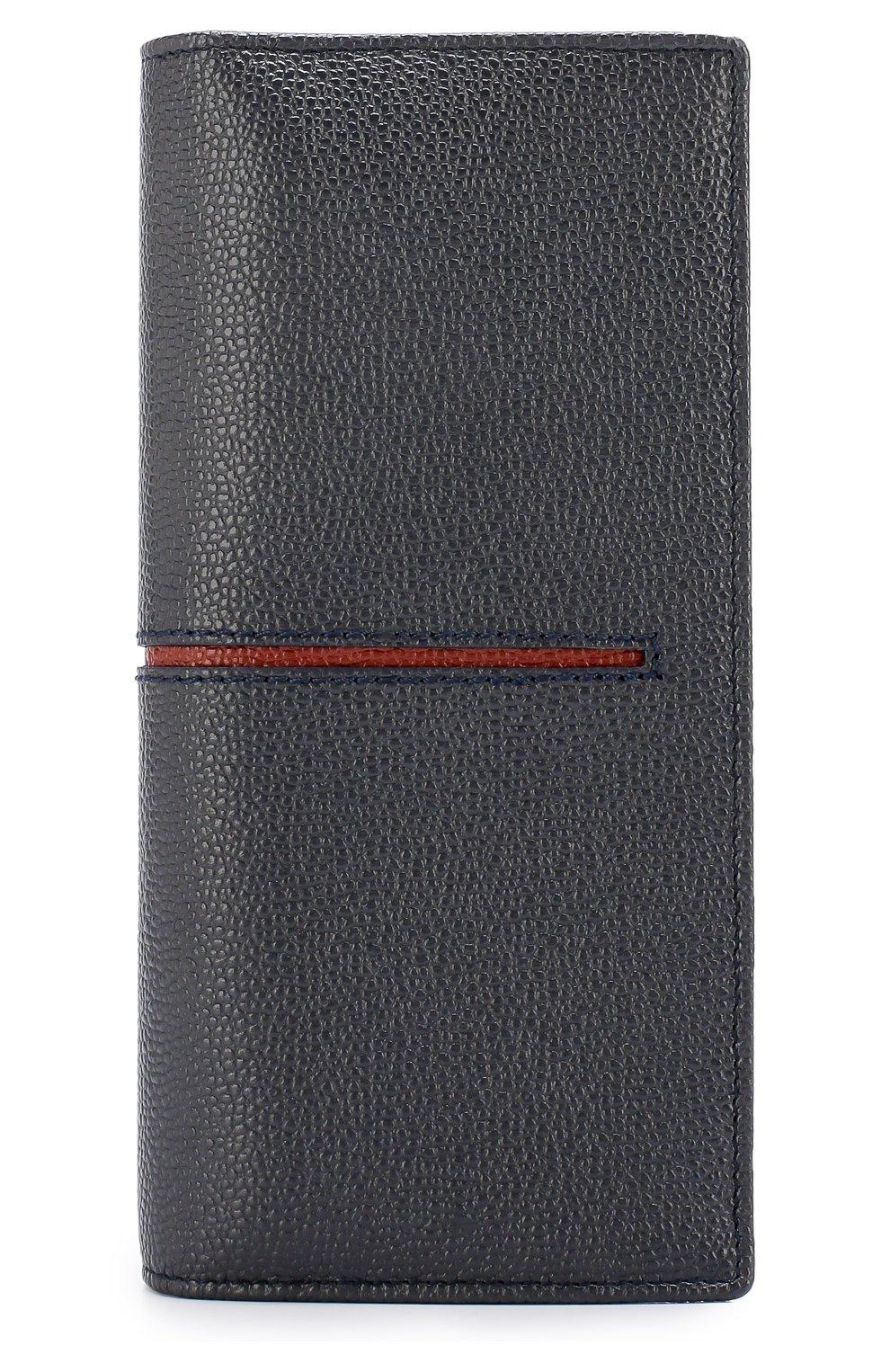 Кожаный бумажник с отделениями для кредитных карт | Фото №1