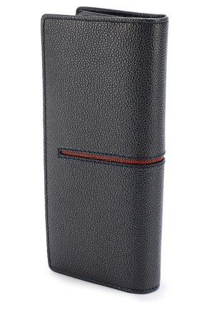 Кожаный бумажник с отделениями для кредитных карт | Фото №2