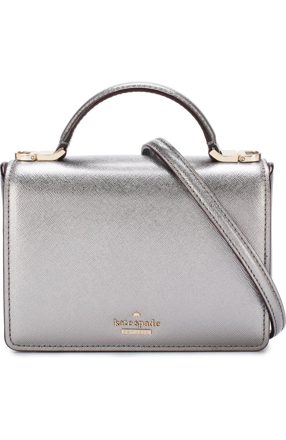 cc016a5f5aab Женская сумка cameron street KATE SPADE NEW YORK серая цвета ...