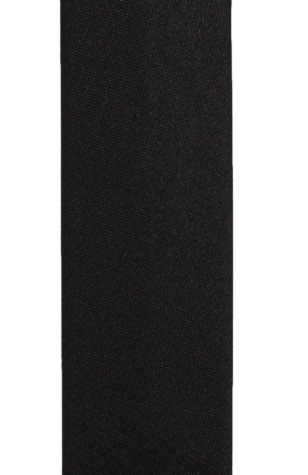 Детский шелковый галстук DOLCE & GABBANA черного цвета, арт. LB1A41/G0U05 | Фото 3