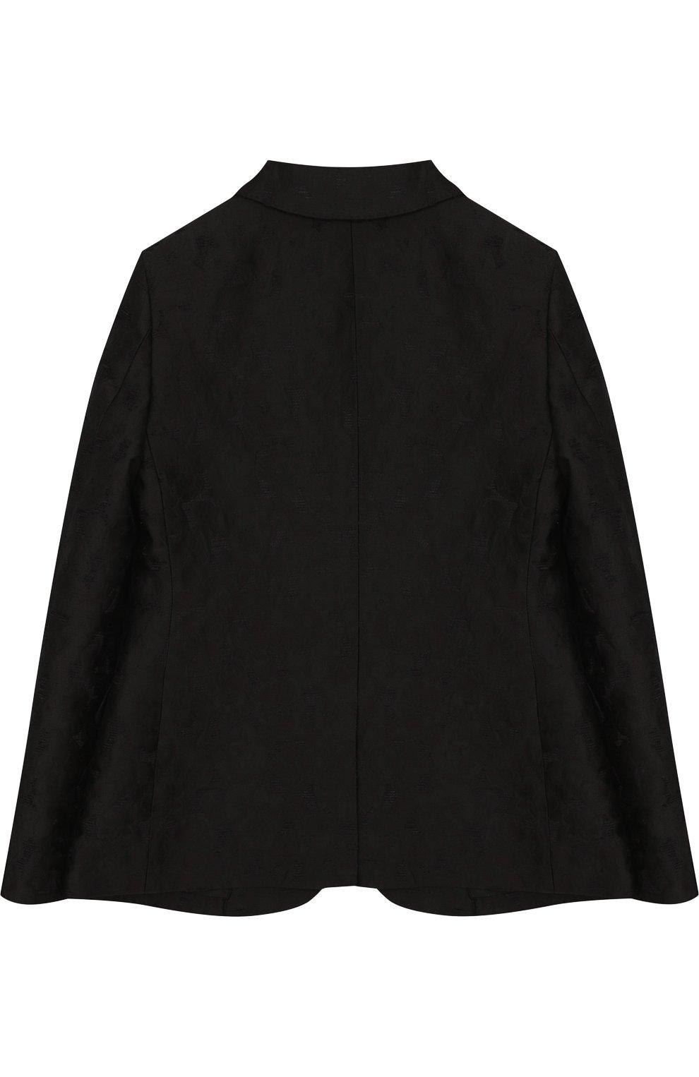 Пиджак на двух пуговицах | Фото №2