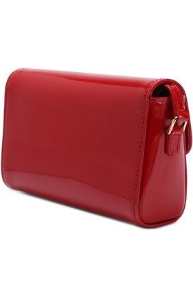 Детская лаковая сумка DOLCE & GABBANA красного цвета, арт. EB0071/A1471 | Фото 2