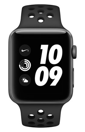 Смарт-часы Apple Watch Nike+ (GPS) 42mm Space Grey Aluminium with Anthracite/Black Sport Band | Фото №2