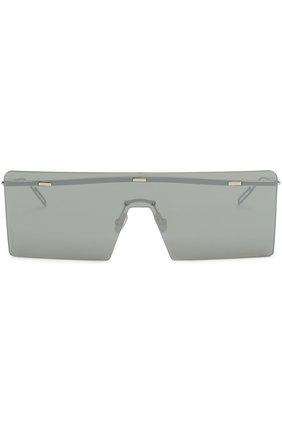 Солнцезащитные очки Dior серые | Фото №1