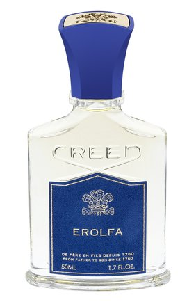 Мужской парфюмированная вода erolfa CREED бесцветного цвета, арт. 1105031 | Фото 1