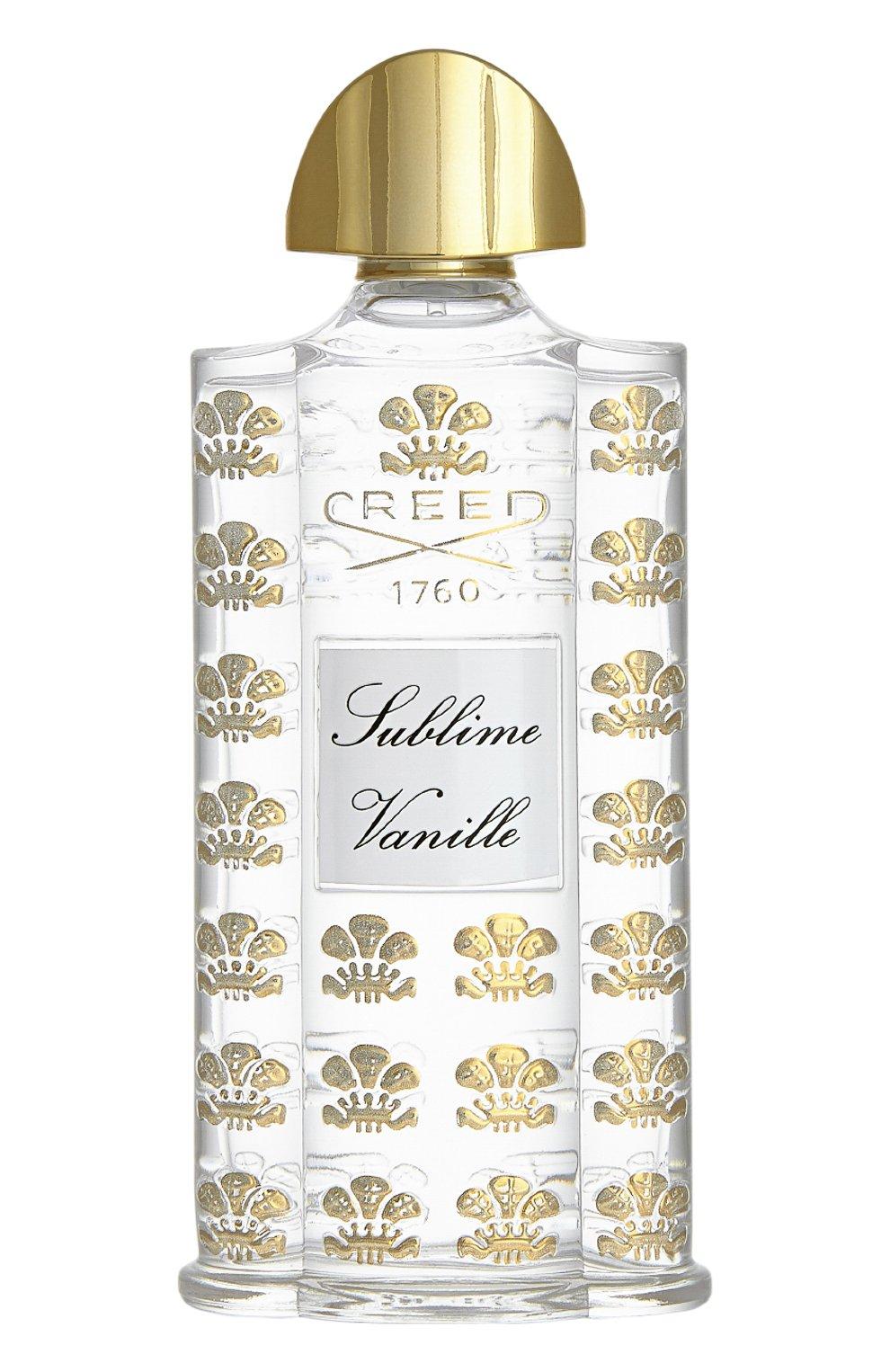 парфюмерная вода Sublime Vanille Creed купить за 40500 руб в
