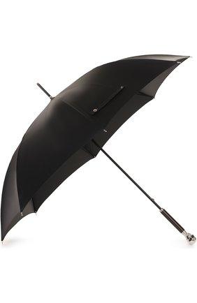 Зонт-трость с черепом на ручке | Фото №2