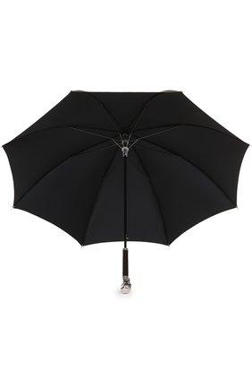 Зонт-трость с черепом на ручке | Фото №3