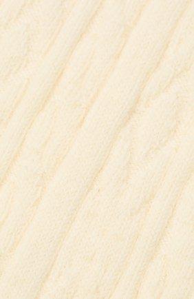 Детские шерстяные колготки FALKE белого цвета, арт. 13520 | Фото 2
