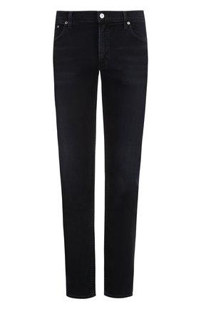 Мужские джинсы прямого кроя CITIZENS OF HUMANITY черного цвета, арт. 6092-927 | Фото 1