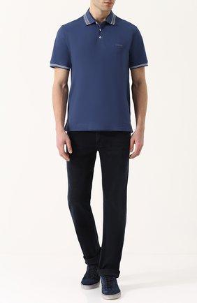 Мужские джинсы прямого кроя CITIZENS OF HUMANITY черного цвета, арт. 6092-927 | Фото 2