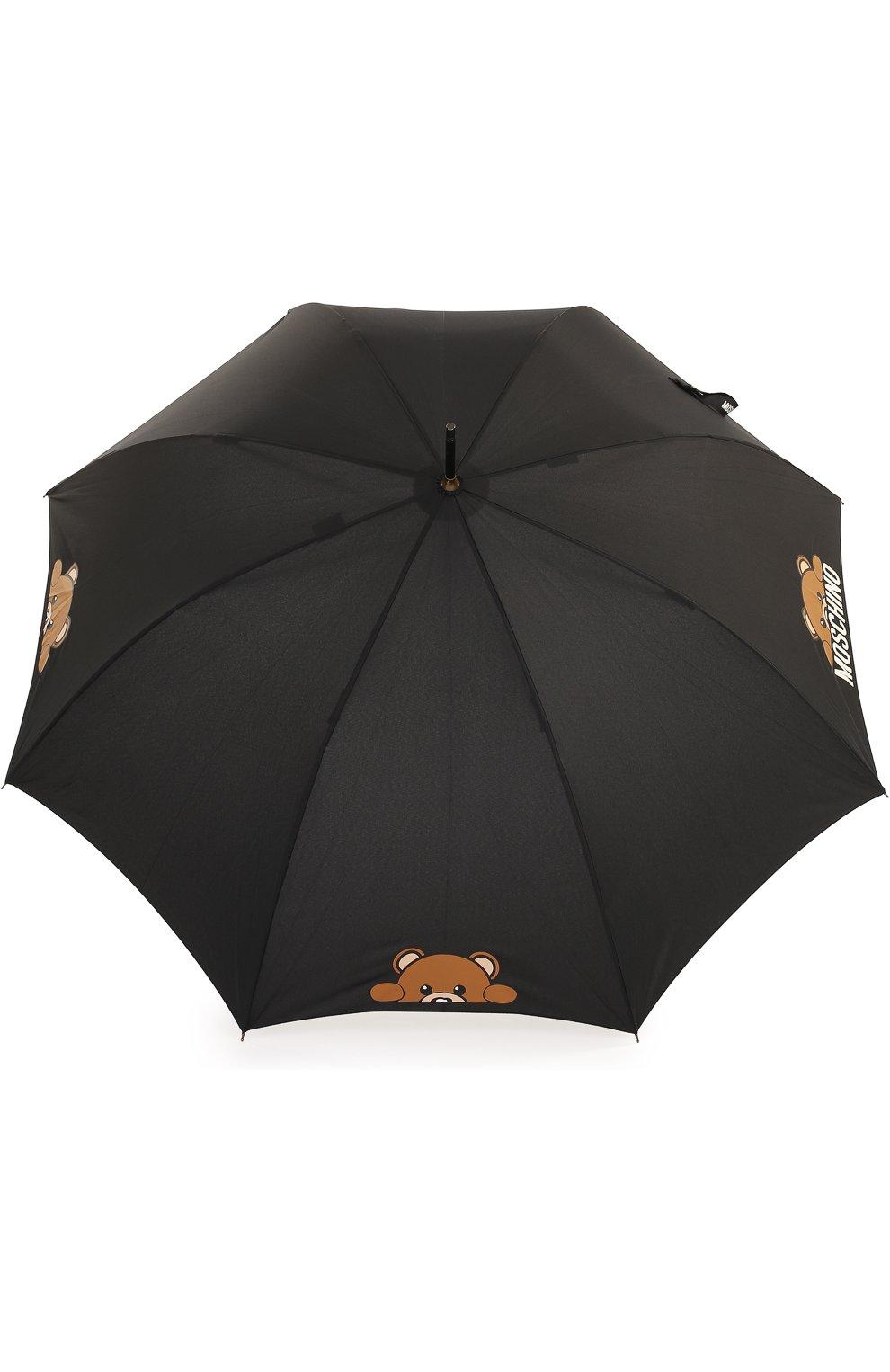 Зонт-трость с принтом   Фото №1