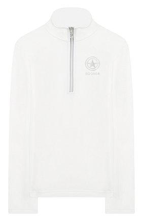 Спортивный джемпер с логотипом бренда | Фото №1
